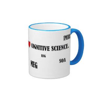 Taza de la ciencia cognitiva