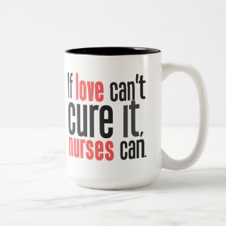 Taza de la cita de las enfermeras