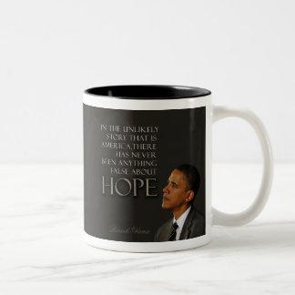 Taza de la cita de Obama - 3 de 6