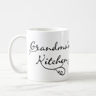 Taza de la cocina de la abuela