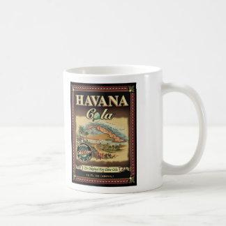 Taza de la cola de La Habana