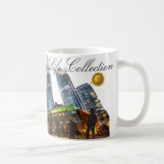 Taza de la colección #2 de la vida de ciudad