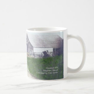 Taza de la colina de Goodrich