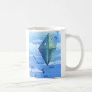 Taza de la cometa
