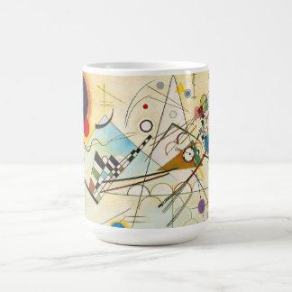 Taza de la composición VIII de Kandinsky