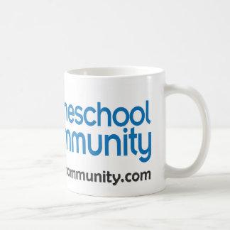 Taza de la comunidad de Homeschool