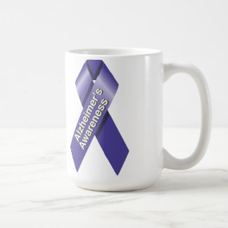 Taza de la conciencia de Alzheimer