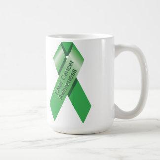 Taza de la conciencia del cáncer de hígado