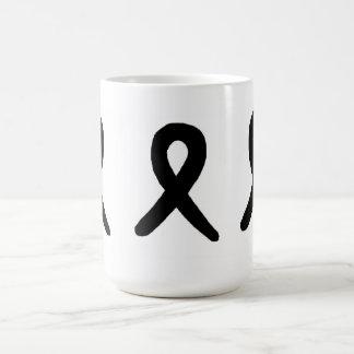 Taza de la conciencia del melanoma