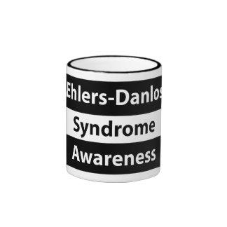 Taza de la conciencia del síndrome de Ehlers-Danlo