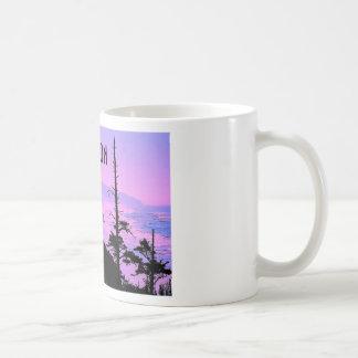 Taza de la costa de Oregon