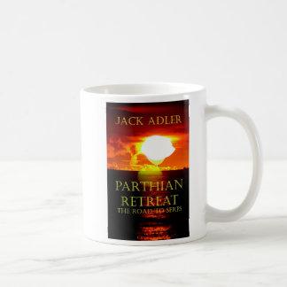 Taza de la cubierta del retratamiento de Parthian,
