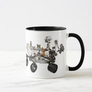 """Taza de la """"curiosidad"""" de Marte"""