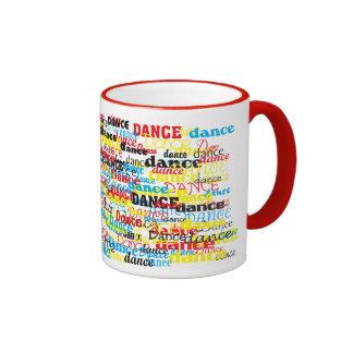 Taza de la danza