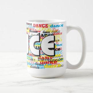 Taza de la danza de la danza