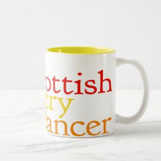 Taza de la danza del escocés