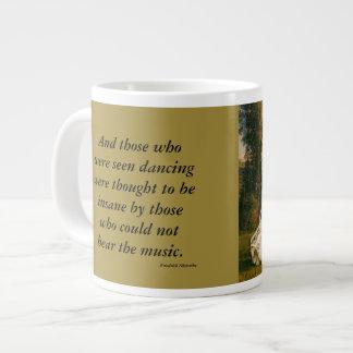 taza de la danza taza grande