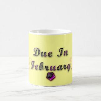 Taza de la deuda en febrero