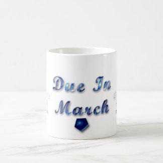 Taza de la deuda en marzo