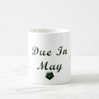 Taza de la deuda en mayo