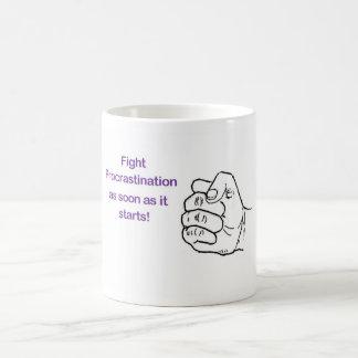 Taza de la dilación de la lucha
