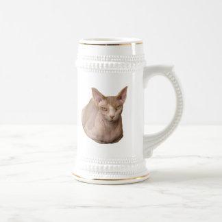 Taza de la diversión de los gatitos de los gatos