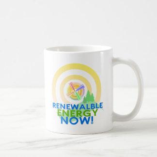 Taza de la energía renovable