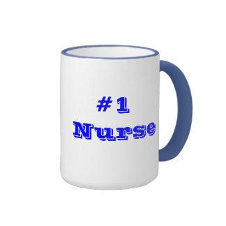Taza de la enfermera