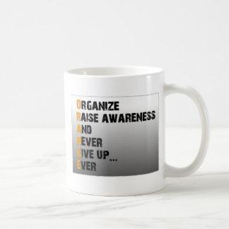 Taza de la esclerosis múltiple
