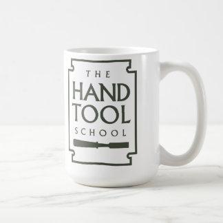 Taza de la escuela de la herramienta de mano