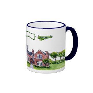 taza de la escuela de los nichols
