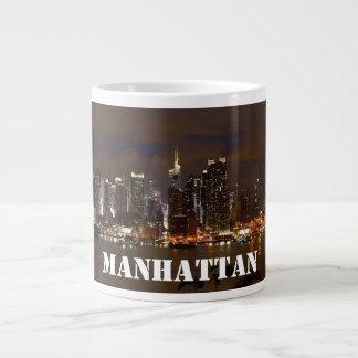 Taza de la especialidad de Manhattan Taza Jumbo