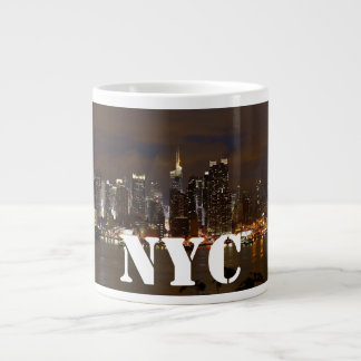 Taza de la especialidad de NYC New York City Tazas Jumbo