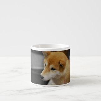 Taza de la especialidad de Shiba Inu Tazas Espresso