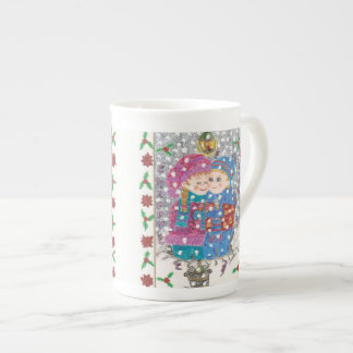Taza de la especialidad del Año Nuevo Taza De Porcelana
