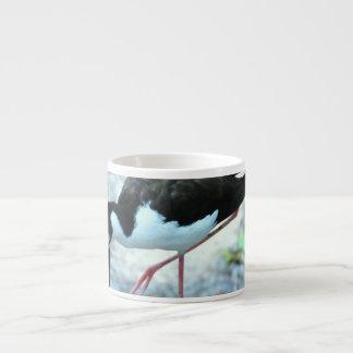 Taza de la especialidad del chorlito taza espresso