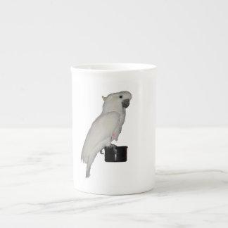 Taza de la especialidad del Cockatoo Taza De Porcelana