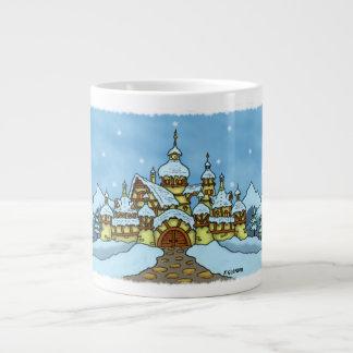 taza de la especialidad del día de fiesta del Polo Taza Jumbo