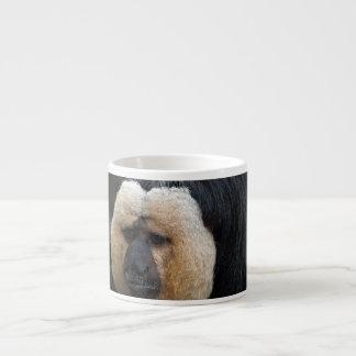 Taza de la especialidad del mono de Saki Tazas Espresso