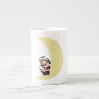 Taza de la especialidad del oso el dormir taza de porcelana
