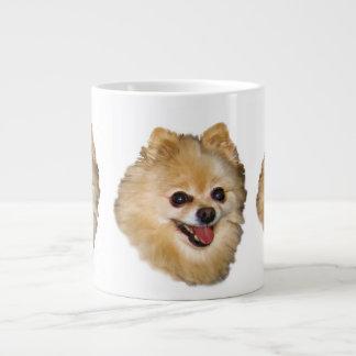 Taza de la especialidad del perro de Pomeranian Taza Grande