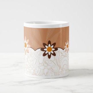 Taza de la especialidad del placer del café tazas jumbo