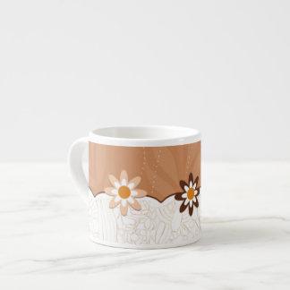 Taza de la especialidad del placer del café tazitas espresso