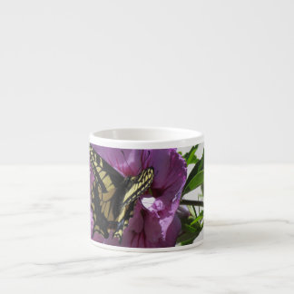 Taza de la especialidad - mariposa de Swallowtail