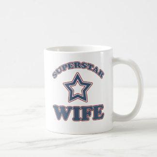 Taza de la esposa de la superestrella