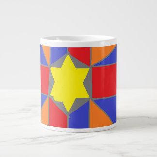 Taza de la estrella taza grande