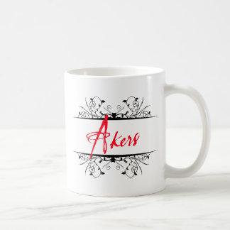 Taza de la familia de Akers