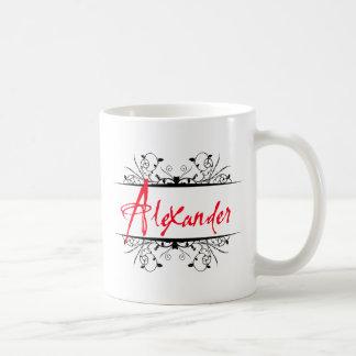 Taza de la FAMILIA de ALEXANDER
