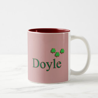 Taza de la familia de Doyle