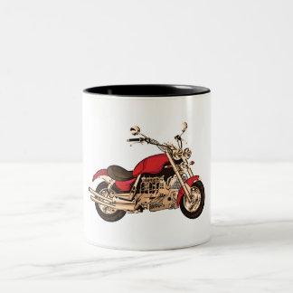 Taza de la fan de la motocicleta
